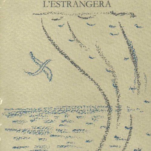 La germana, l'estrangera (1981-1984) - Poesia