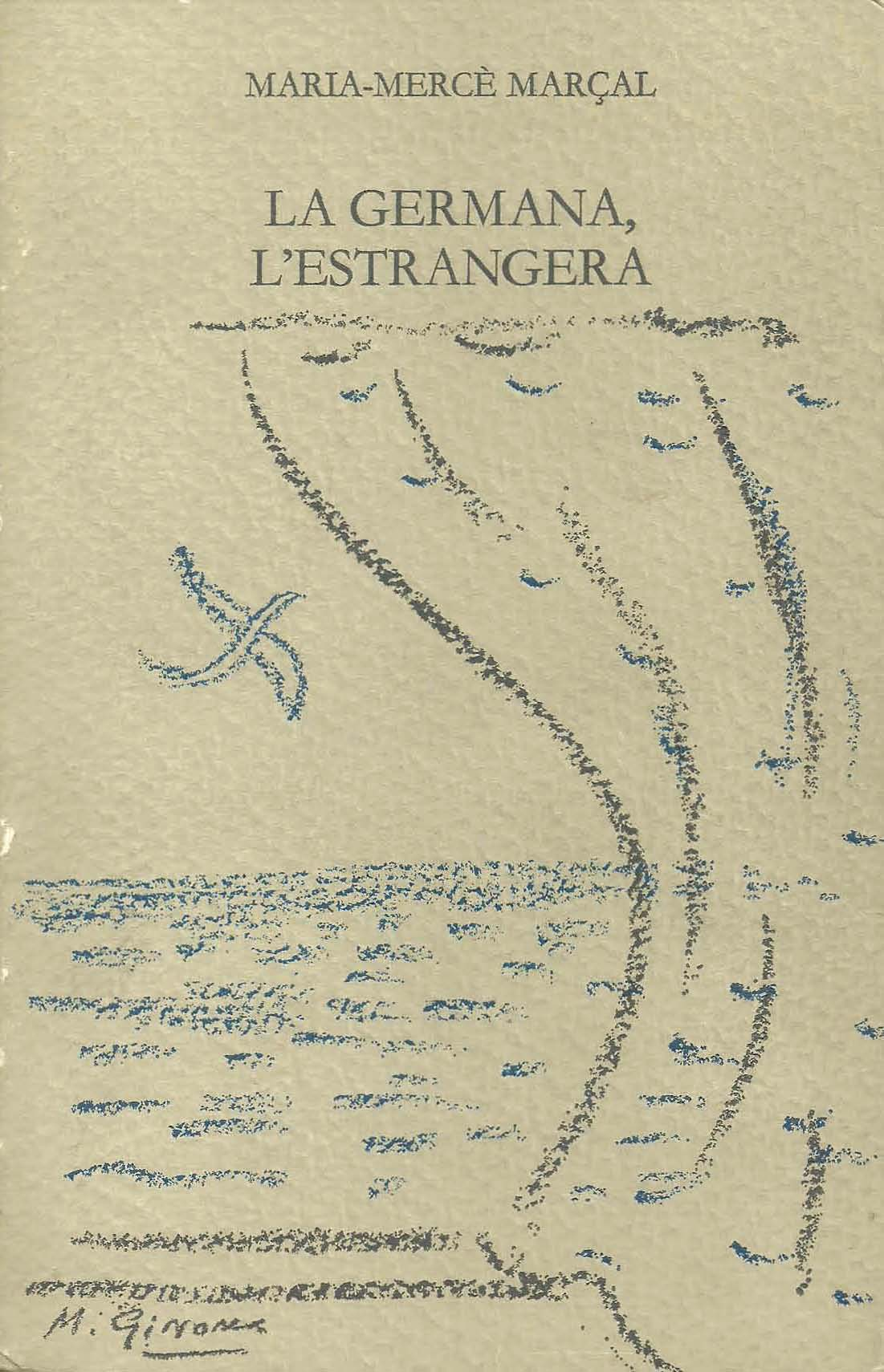 La germana, l'estrangera (1981-1984) - Poesia