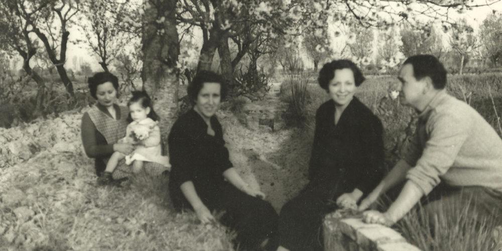 Família al camp